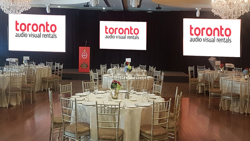 Trade Show Rentals in Toronto